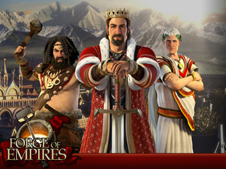 Forge of Empires - браузерная стратегия онлайн